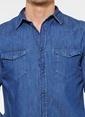 Lee Cooper Jean Gömlek Renkli